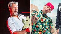 Eddie Van Halen gun to Fred Durst head