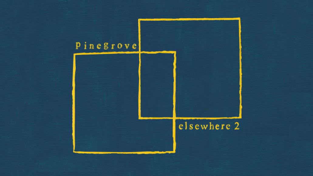 Elsewhere 2 by Pinegrove album artwork cover art