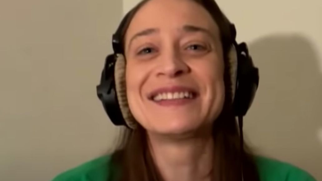 Fiona Apple interview Democracy Now video tv fetch the bolt cutters