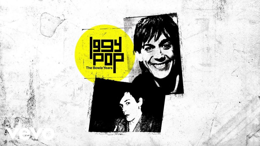 Iggy Pop's The Bowie Years