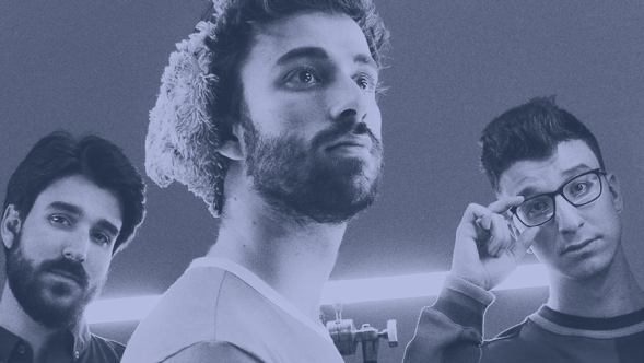 Kyle Meredith With... AJR