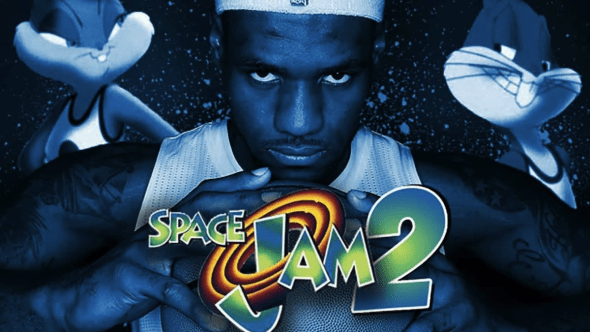 LeBron James Space Jam Title Release Date Instagram