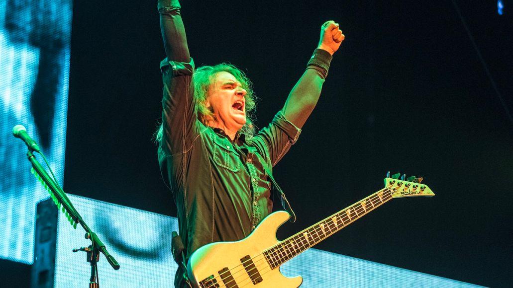 Megadeth David Ellefson online lessons