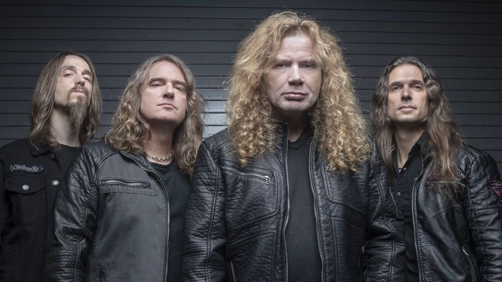 Megadeth new album