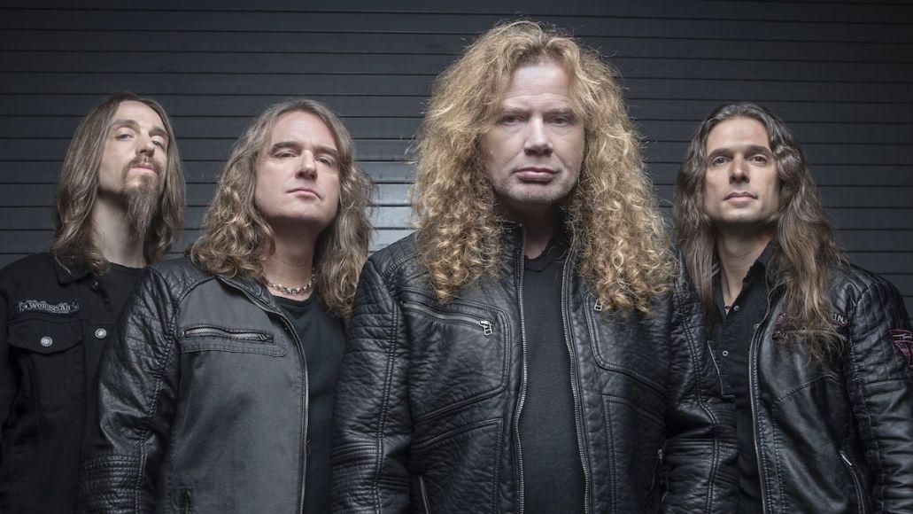 Megadeth new album