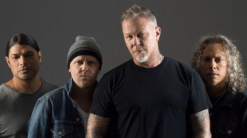 Metallica Mondays Outside Lands