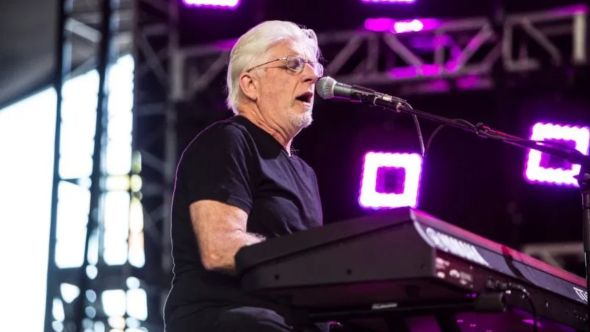 Michael McDonald What's Going On Marvin Gaye cover new song yacht rock, photo by Philip Cosores