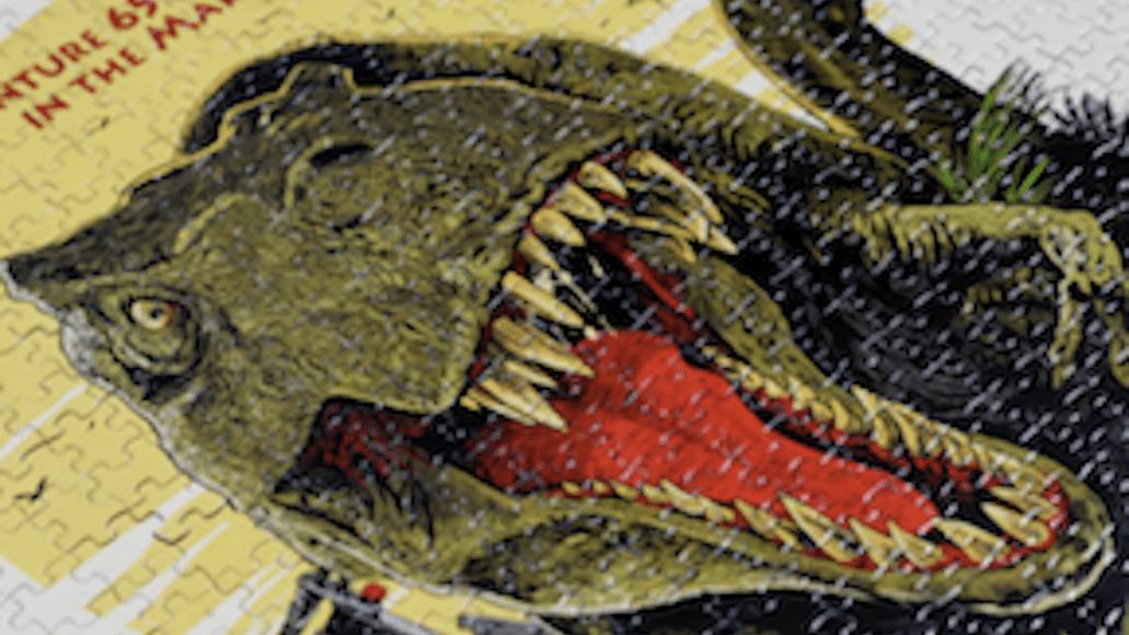 Mondo Movie Poster Puzzles Jurassic Park The Iron Giant Die Hard