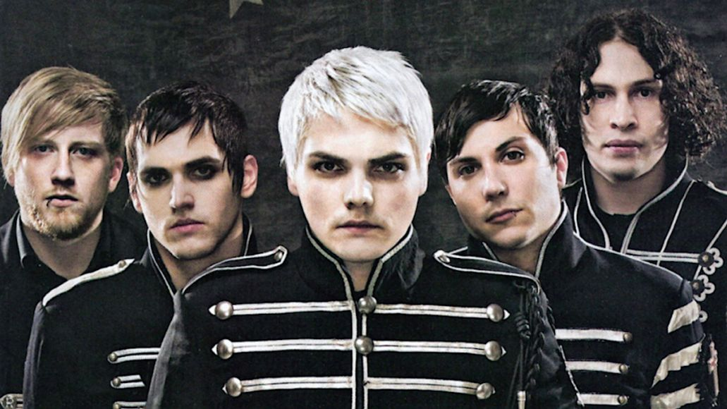 My Chemical Romance face masks