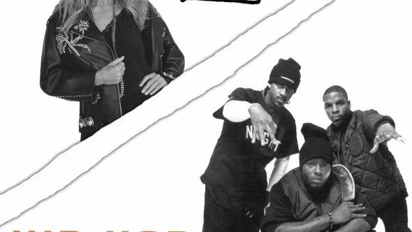 "Rita Wilson and Naughty By Nature's ""Hip Hop Hooray"" remix"