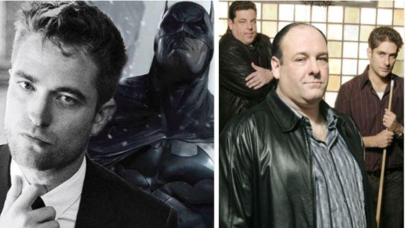 Robert Pattinson and The Sopranos prequel movie film The Batman release date