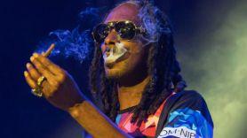 Snoop Dogg wine 19 Crimes Snoop Cali red, photo by Philip Cosores