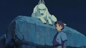 Studio Ghibli Princess Mononoke Soundtrack Vinyl