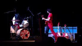 The White Stripes at Coachella Jack White 2003 live set performance video