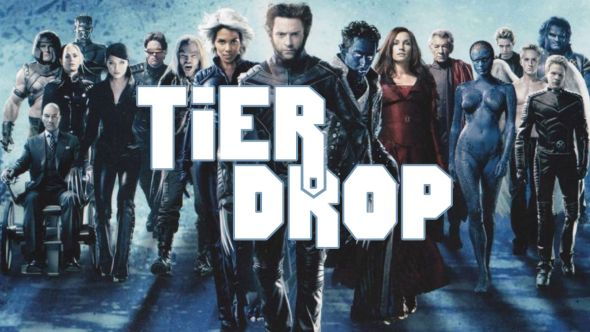 Tier Drop X-Men Movie Characters Twitch Consequence of Sound