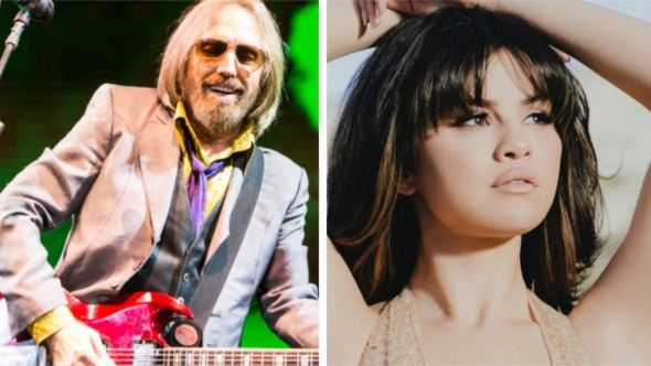 Tom Petty (Philip Cosores) and Selena Gomez (Artist's Facebook) mansion house home apartment california