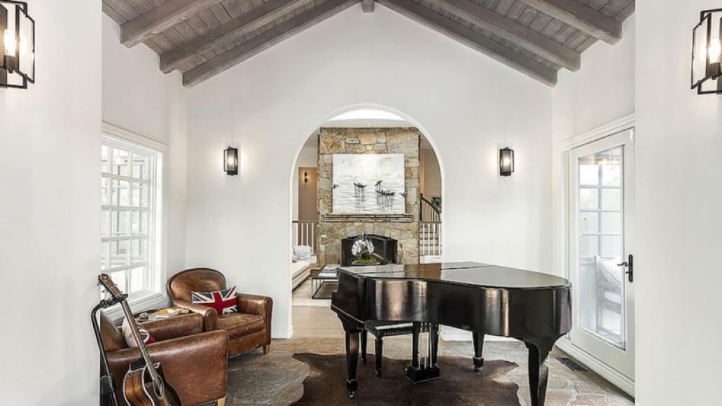 Selena Gomez Tom Petty mansion house home Jade and Tiffany Mills / Coldwell Banker Residential Brokerage