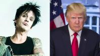 Tommy Lee Anti-Trump Letter