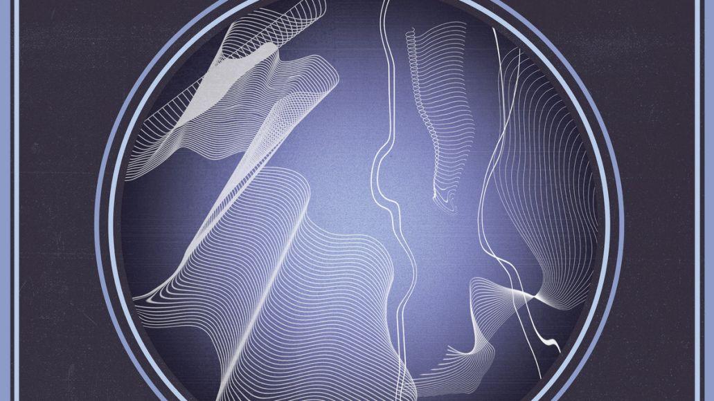 Trickfinger - She Smiles Because She Presses The Button new album cover artwork