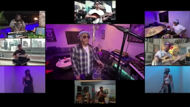 anderson paak free nationals come home fallon home edition video