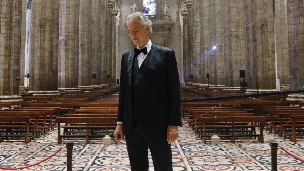 andrea bocelli easter sunday concert full video stream watch music for hope