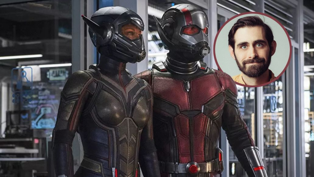 ant-man and the wasp 3 jeff loveness screenwriter