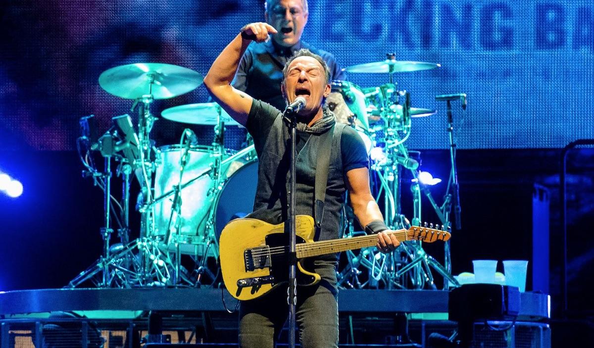 Jersey 4 Jersey: Watch Benefit Concert Featuring Bruce Springsteen ...