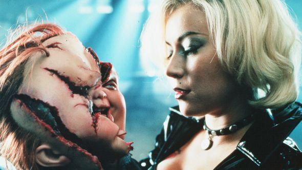 Jennifer Tilly in Bride of Chucky (Universal)