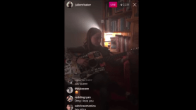 julien baker mercy livestream debut new song video