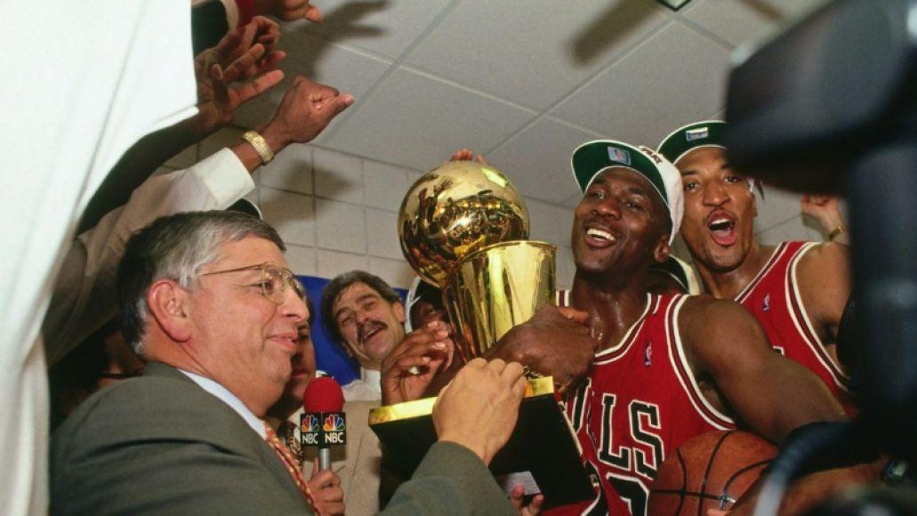 TV Review The Last Dance: Michael Jordan