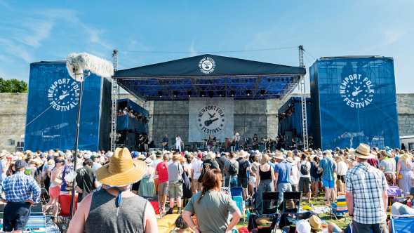 newport folk jazz festival canceled 2020 coronavirus ben kaye
