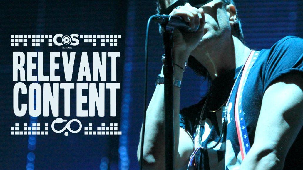 Relevant Content - The Strokes