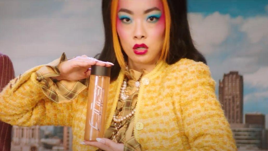 rina sawayama xs music video