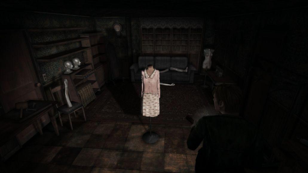 Silent Hill 2 (Konami)