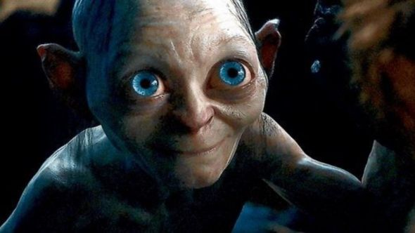 Andy Serkis as Gollum (New Line Cinema) Andy Serkis The Hobbit reading livestream Gollum charity coronavirus