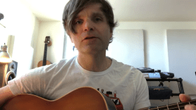 Ben Gibbard death cab for cutie life in quarantine stephen colbert late show