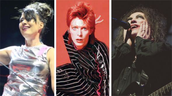 Peel Sessions stream archive online BBC John Peel Bikini Kill (Heather Kaplan), David Bowie, The Cure (Debi Del Grande)