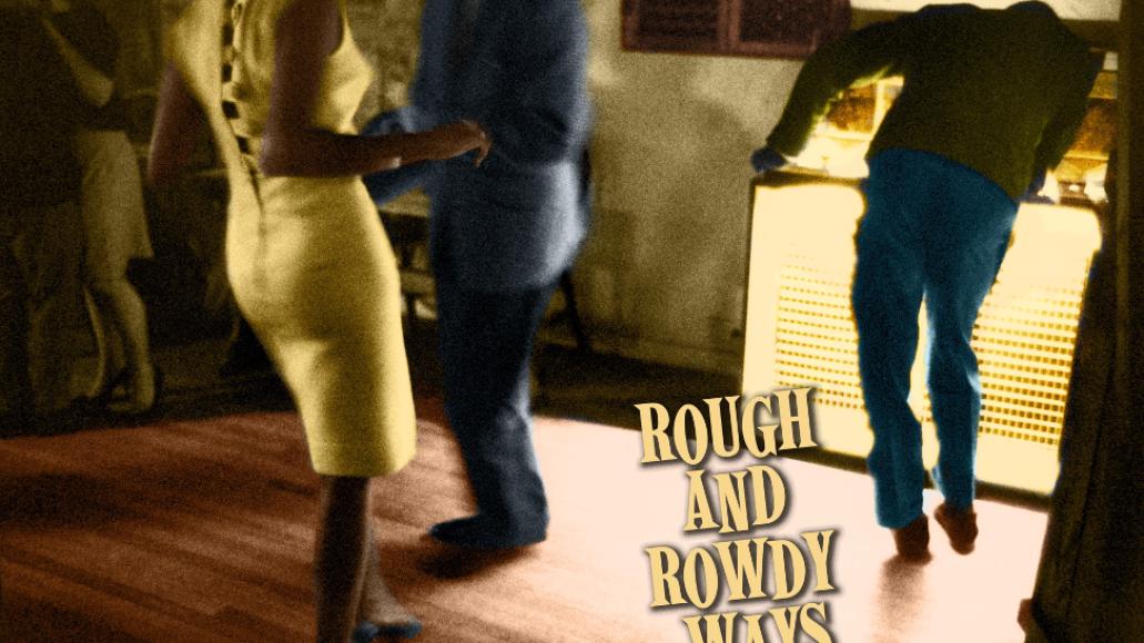 Bob Dylan - Rough and Rowdy Ways artworkBob Dylan - Rough and Rowdy Ways artwork