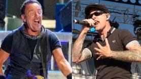 Bruce Springsteen (Ben Kaye) and Dropkick Murphys (Debi Del Grande)