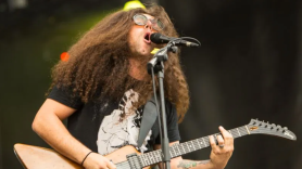 Coheed and Cambria Claudio Sanchez Prize Fighter Inferno new songs crazy for you death rattle stream 1