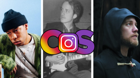 Consequence of Sound Instagram James Vickery Cage the Elephatn Nick Bockrath Rogue Wave kennyhoopla