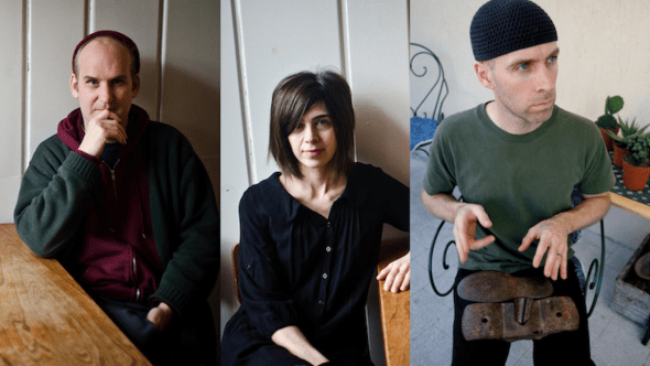 Coriky Debut Album Too Many Husbands Ian MacKaye, Amy Farina, and Joe Lally Self-Titled