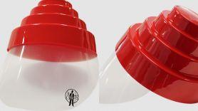 DEVO's Energy Dome face shield