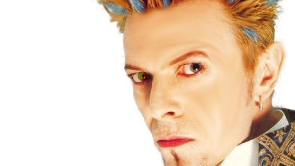 """David Bowie's """"Earthing Tour"""""""