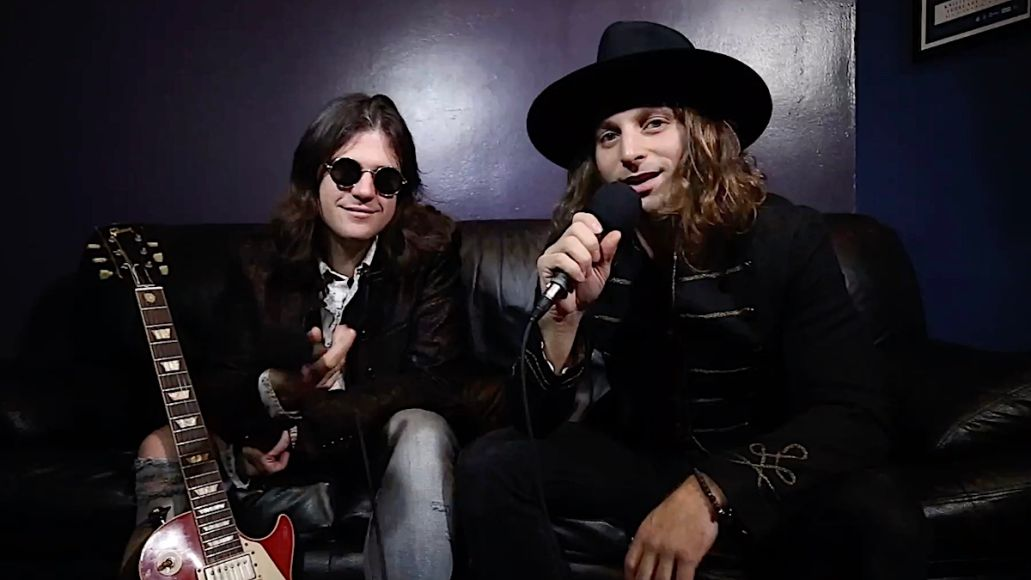 Dirty Honey video interview