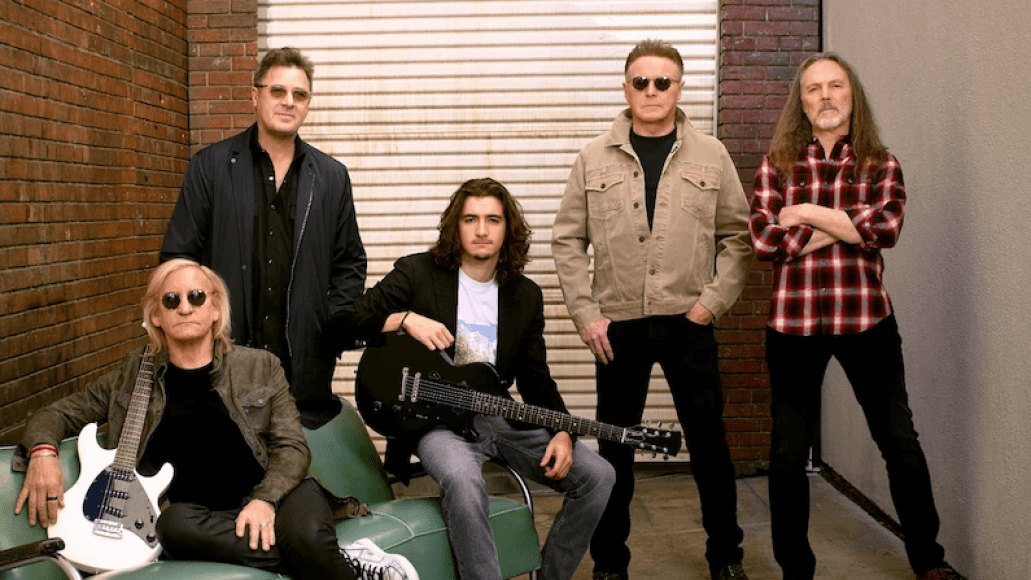 The Eagles, photo by George Holz