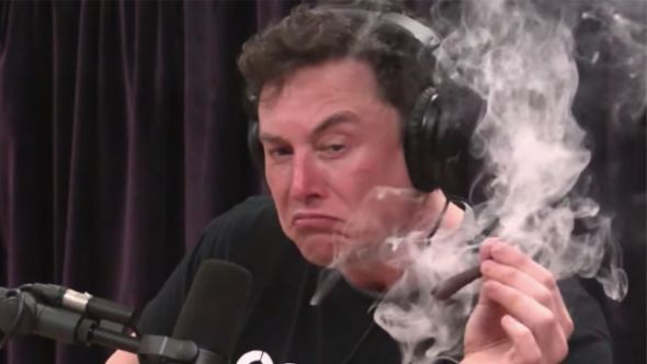 Elon Musk Tesla factory reopens coronavirus covid-19 california