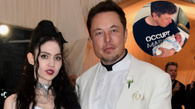 Grimes Elon Musk Change Baby Name California Law Comply X Æ A-Xii 12