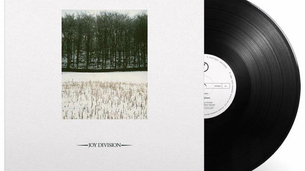 Joy Division atmosphere 40th anniversary reissue artwork cover vinyl 1