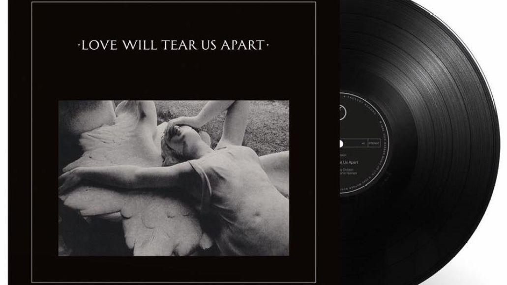 Joy Division love will tear us apart 40th anniversary reissue artwork cover vinyl 1